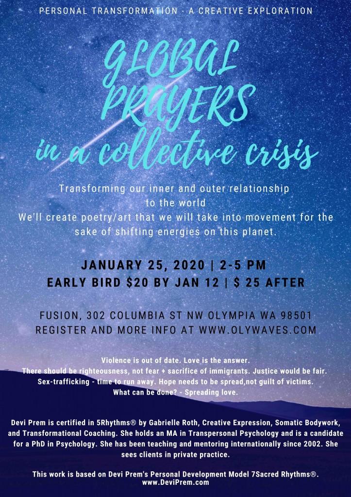 Bluegreen Autism Awareness Event Poster
