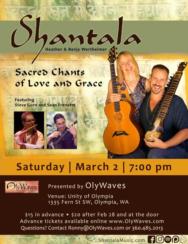 Shantala 2019 Poster Olympia