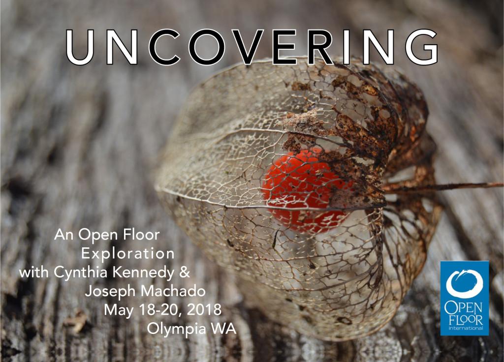 UnCoveringFrontPostcard